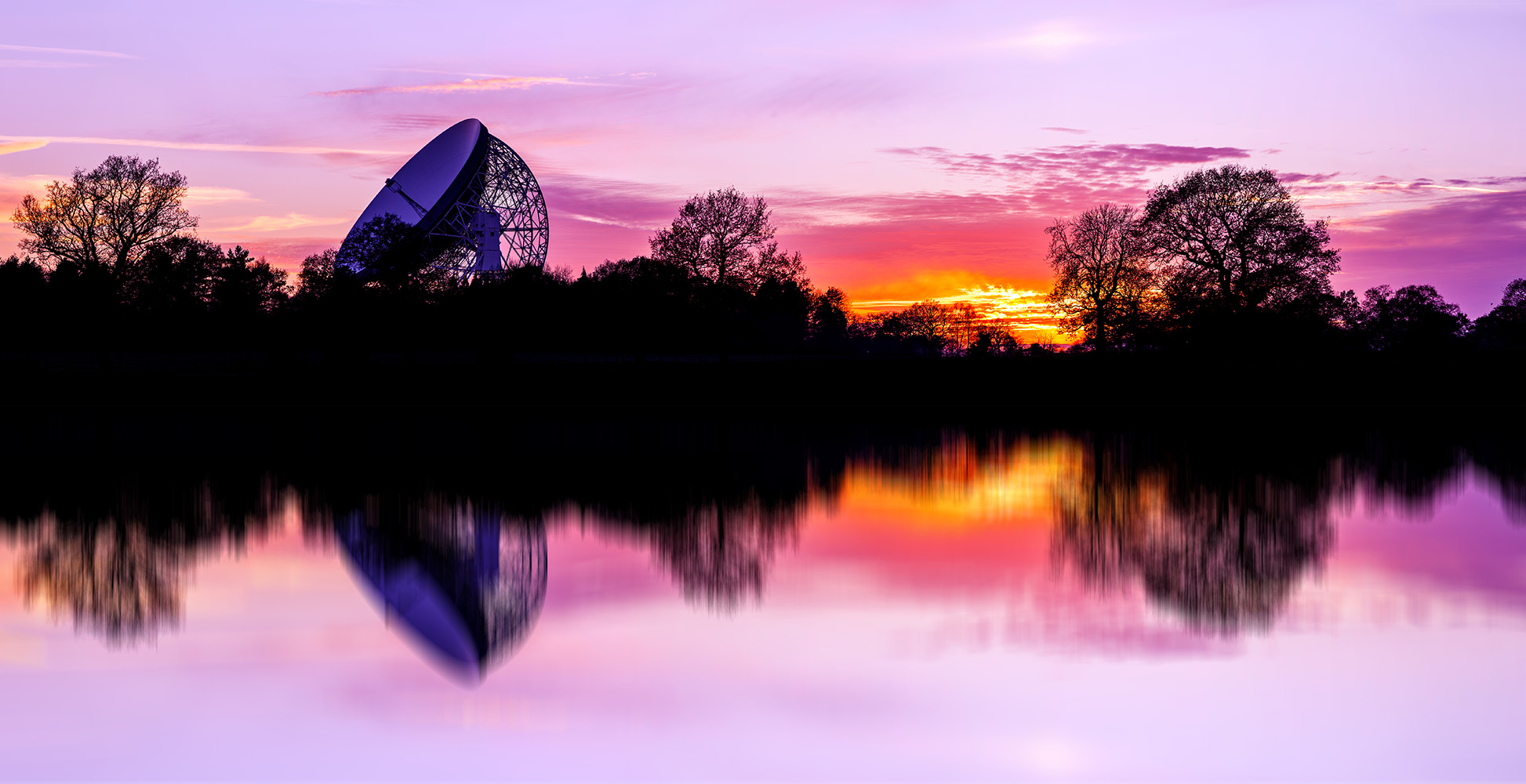 Jodrell-Bank-Reflection-©-Paul-Worpole