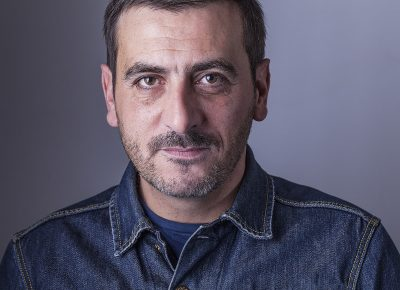 Actor Headshot Portrait of Chris Gascoyne known for his role as Peter Barlow in the soap opera Coronation Street © Paul Worpole Photography