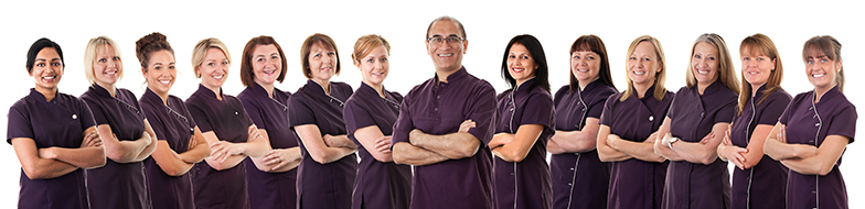 Staff portrait on white background 10 Essential photographs that every company should have in their portfolio. © Paul Worpole Photography