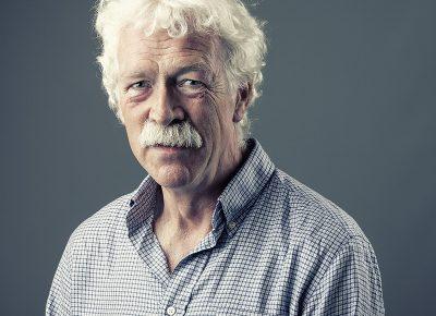 Commercial Headshot of Professor Professor Gerrit van Meer in Manchester © Paul Worpole Photography