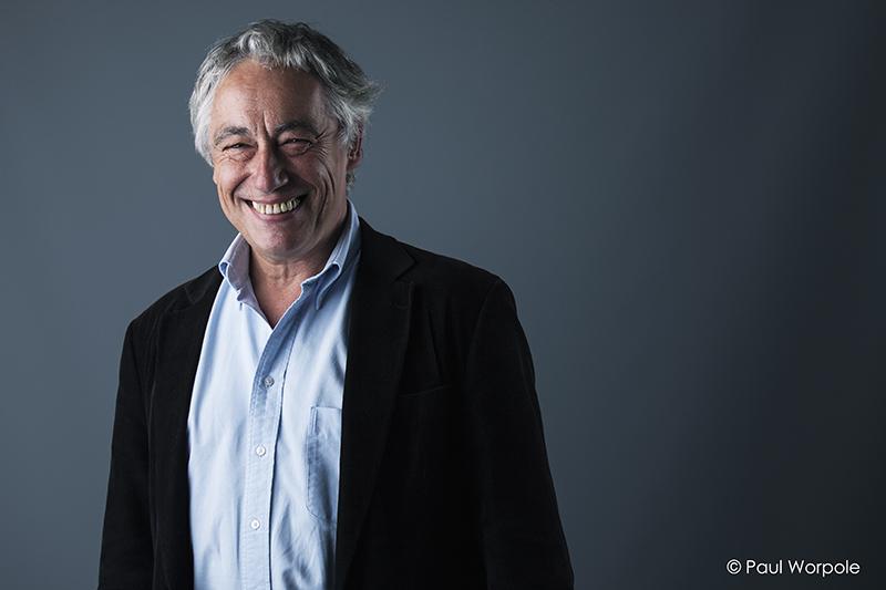 Professor Pierre Cox © Paul Worpole