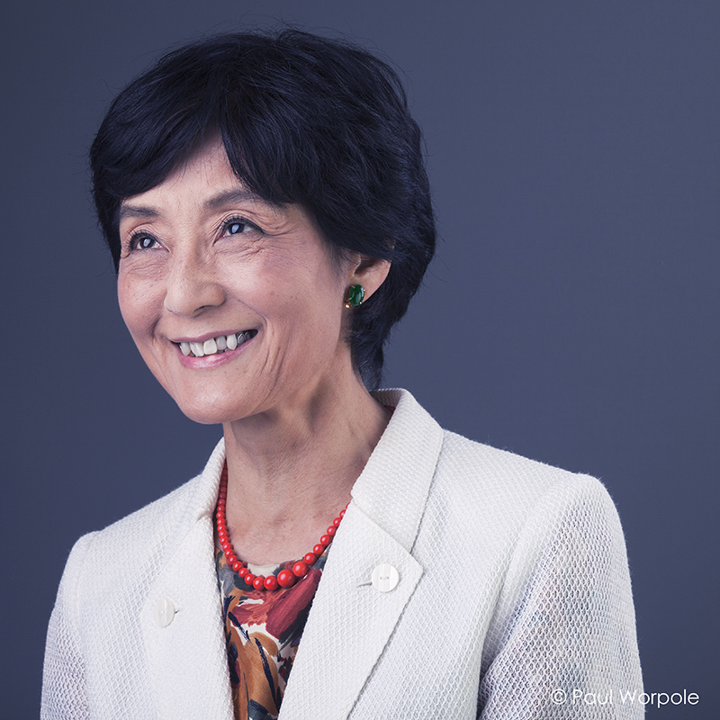 Professor Reiko Kuroda © Paul Worpole