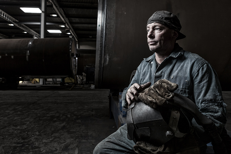Industrial Photography Hutchinson © Paul Worpole Photography