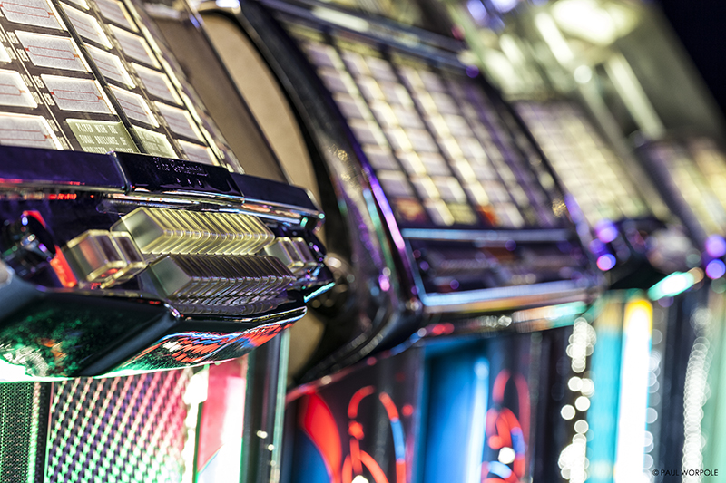 Jukebox Dreams - Professional Commercial Photography Cheshire