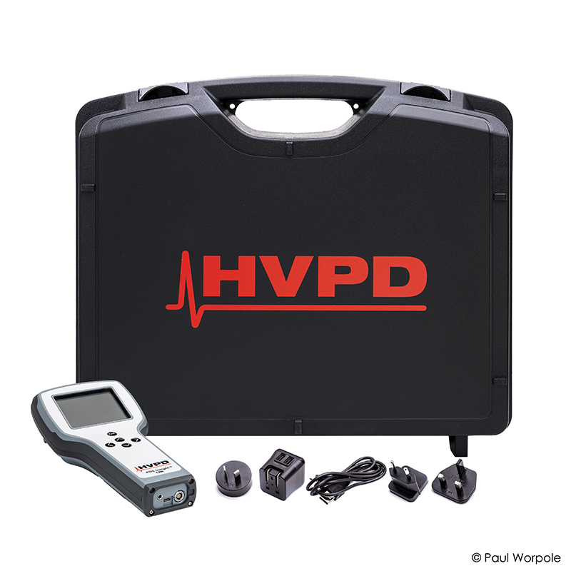 Corporate Photography Manchester HVPD Portable Hand Unit and Case © Paul Worpole Photography