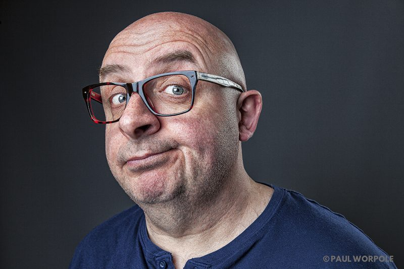 10 Essential photographs that every company should have in their portfolio. Staff headshot of man with glasses © Paul Worpole Photography