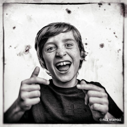 Black-and-White-Photograph-of-Boy-Pulling-a-Face-©-Paul-Worpole-Photography-1.jpg