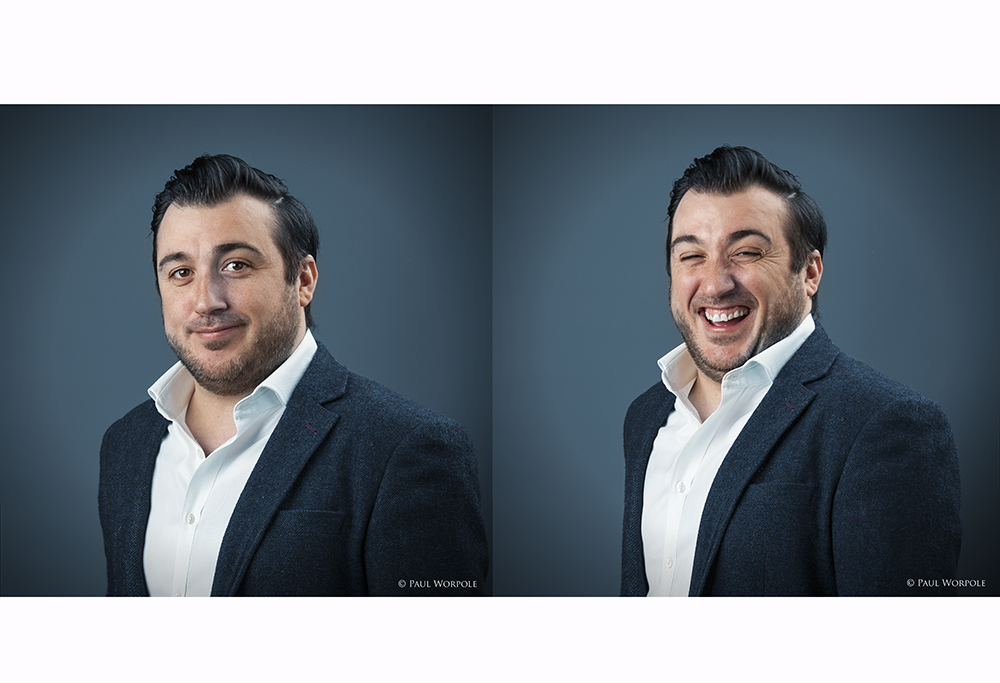 Portraits for Business Professionals © Paul Worpole Photography